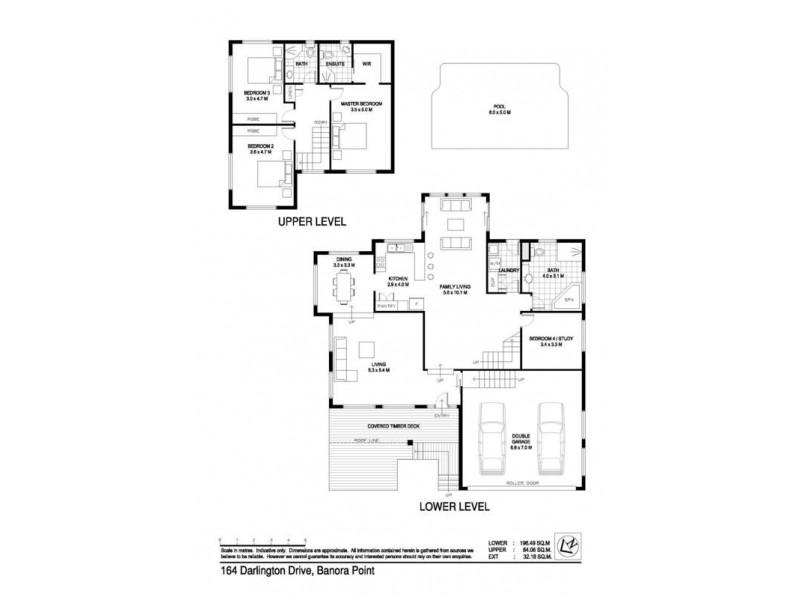 164 Darlington Drive, Banora Point NSW 2486 Floorplan