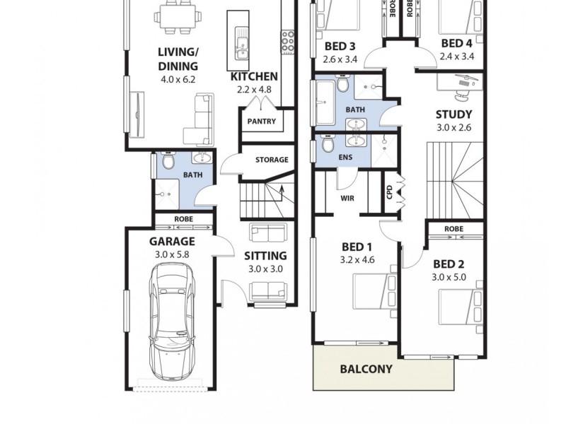 85 Sphinx Avenue, Revesby NSW 2212 Floorplan