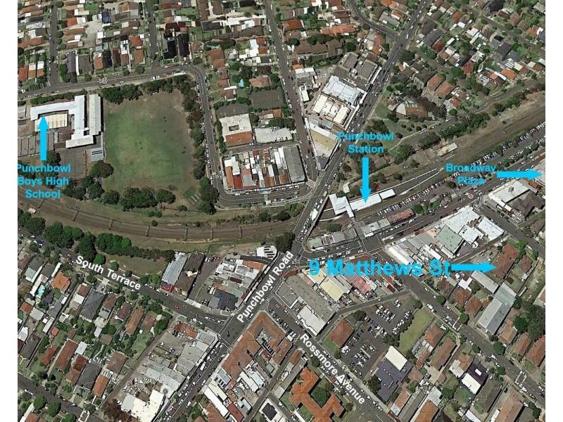 12/9 MATTHEWS Street, Punchbowl NSW 2196