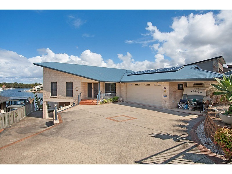 74 Old Ferry  Road, Banora Point NSW 2486