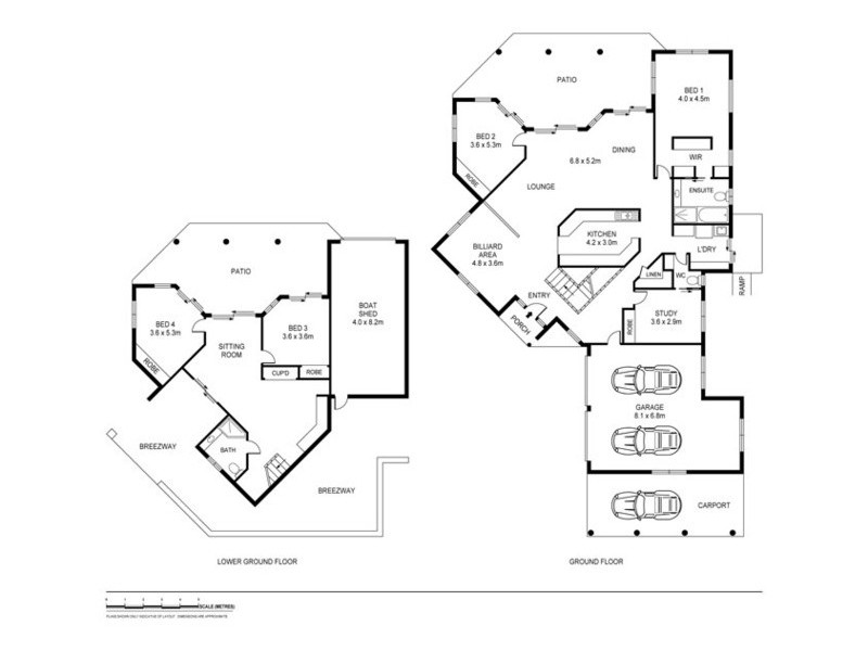 74 Old Ferry  Road, Banora Point NSW 2486 Floorplan