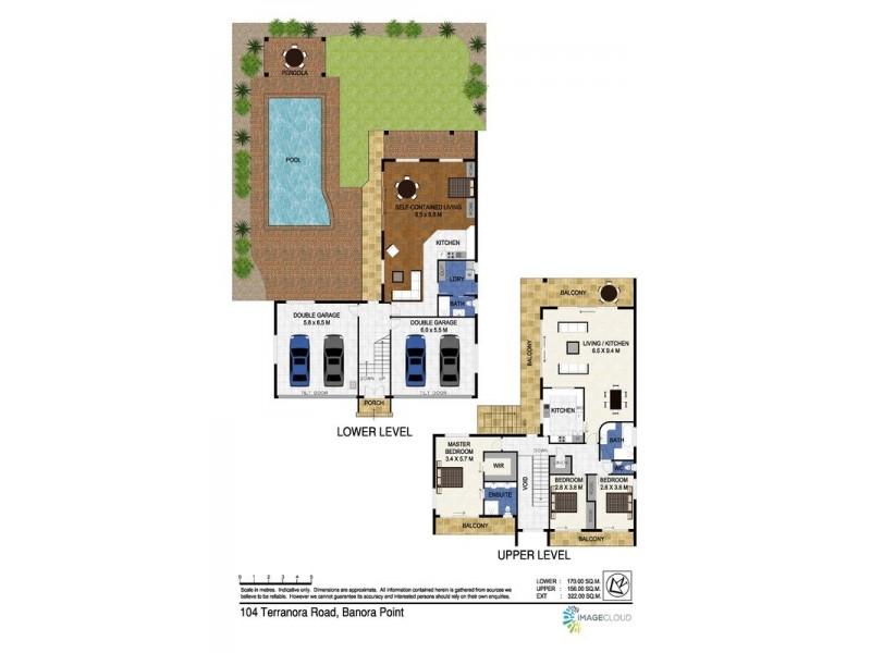 104 Terranora  Road, Banora Point NSW 2486 Floorplan