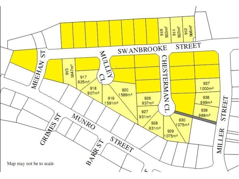 Lot/910 Swanbrooke Street, Abercrombie NSW 2795