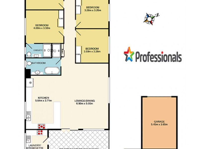 61 Macauley Street, Lithgow NSW 2790 Floorplan