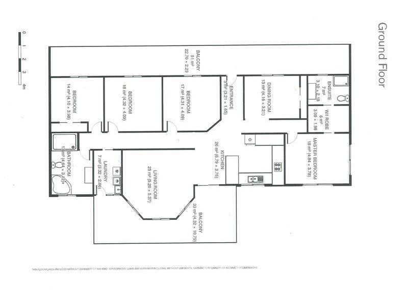 6 Daintree Close, South Bowenfels NSW 2790 Floorplan