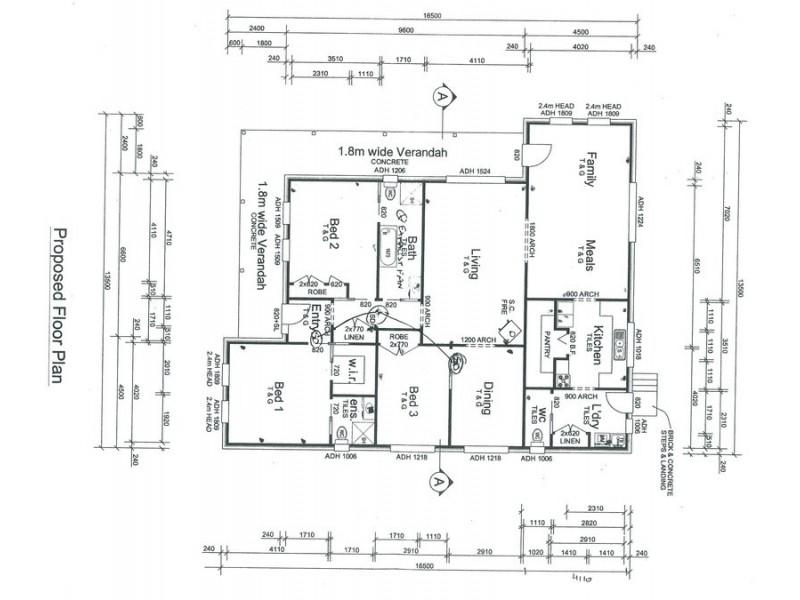 55 Cooerwull Road, Lithgow NSW 2790 Floorplan