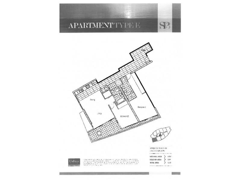 32505/9 Lawson  Street, Southport QLD 4215 Floorplan