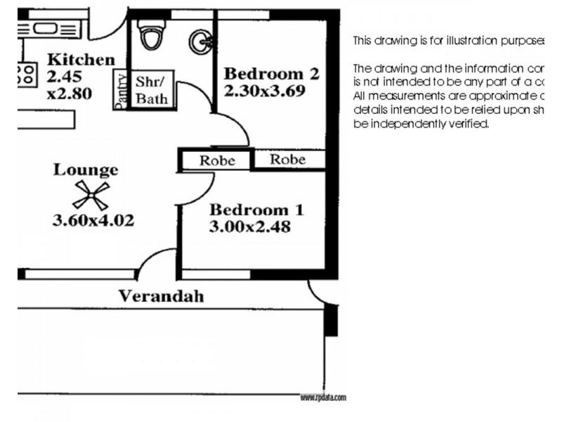 6/82-84 River Road, Port Noarlunga SA 5167 Floorplan