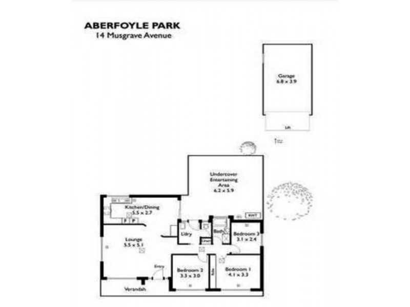 14 Musgrave Avenue, Aberfoyle Park SA 5159