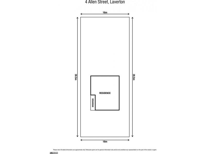 4 Allen Street, Laverton VIC 3028