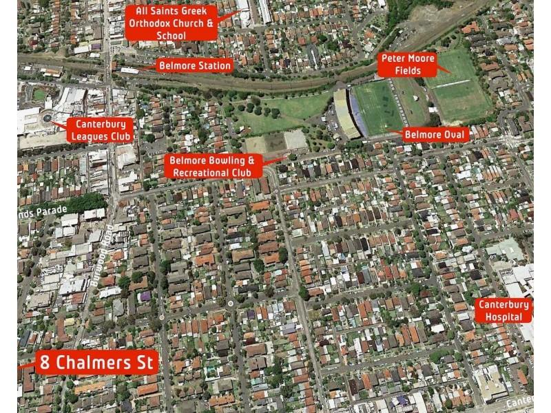 8 Chalmers Street, Belmore NSW 2192 | Professionals Belmore