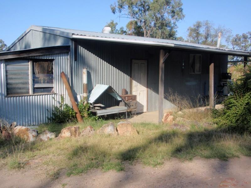 160 TH Burns Road, Ballogie QLD 4610