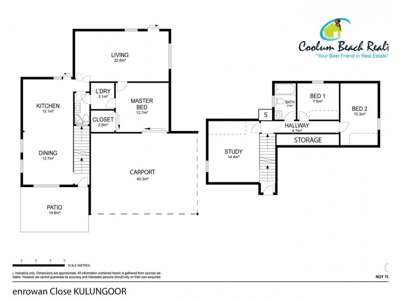 31 Glenrowan Close, Kulangoor QLD 4560 Floorplan