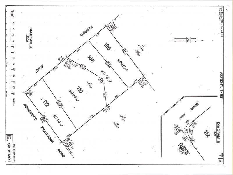 Lot 108 Yarrow Rd, Rosewood QLD 4340