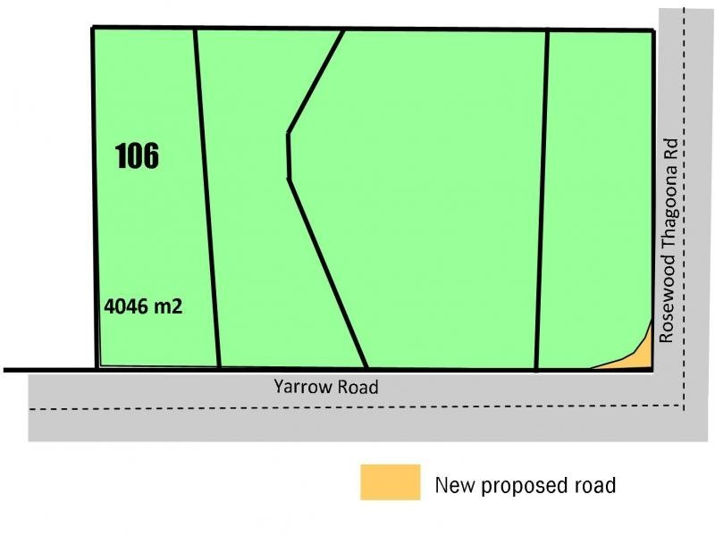 lot 106 Yarrow Rd, Rosewood QLD 4340
