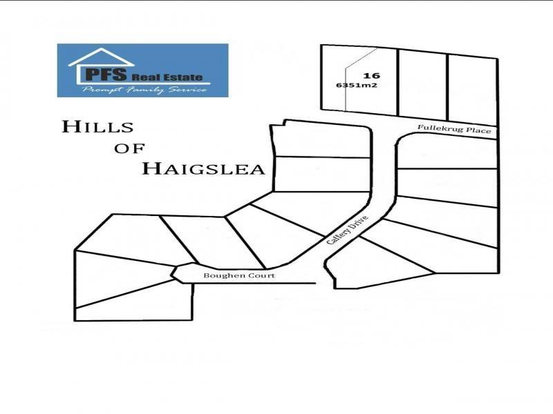 Lot 16 Caffery Drive, Haigslea QLD 4306