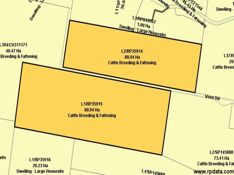 lot 2  Voss Road, Glamorgan Vale QLD 4306