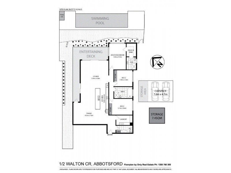 Abbotsford NSW 2046 Floorplan