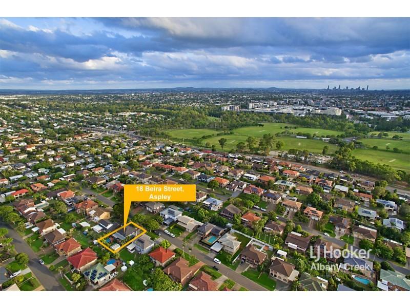 18 Beira Street, Aspley QLD 4034