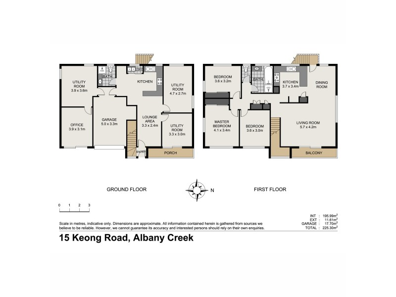15 Keong Road, Albany Creek QLD 4035 Floorplan