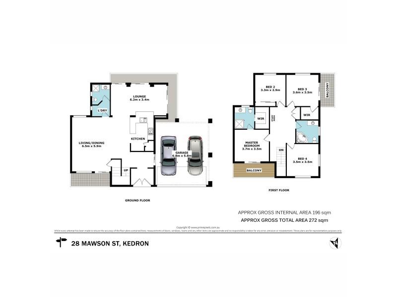 28 Mawson Street, Kedron QLD 4031 Floorplan