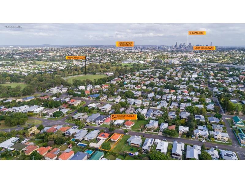 54 Eleventh Avenue, Kedron QLD 4031