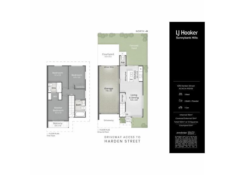 4/19 Harden Street, Acacia Ridge QLD 4110 Floorplan