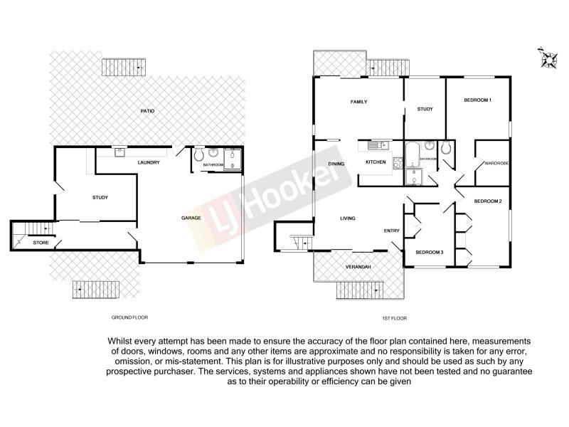 10 Bangalow Street, Algester QLD 4115 Floorplan