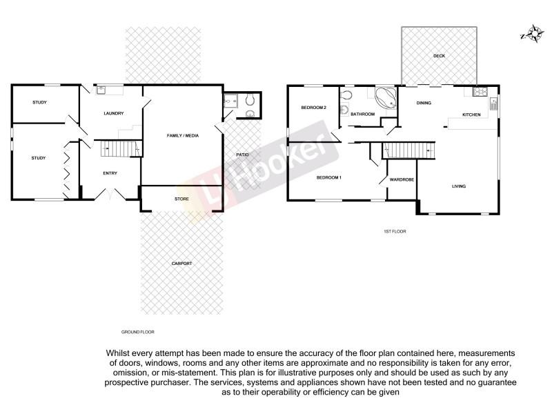 7 Snowgum Street, Algester QLD 4115 Floorplan