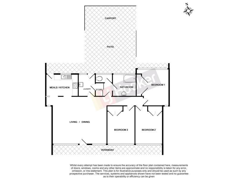 4 Longridge Street, Macgregor QLD 4109 Floorplan