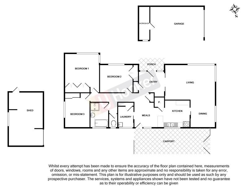 17 Chadford Street, Macgregor QLD 4109 Floorplan