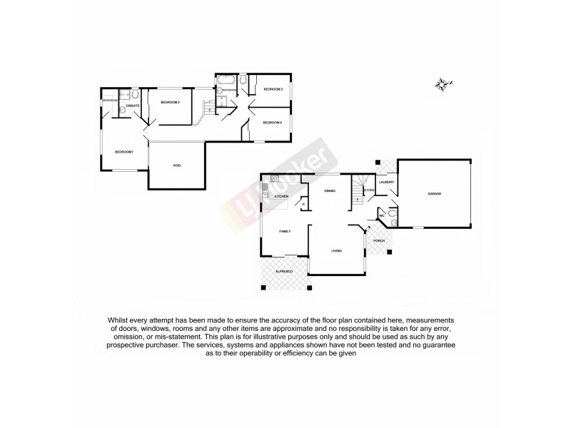 14 Regal Place, Eight Mile Plains QLD 4113 Floorplan