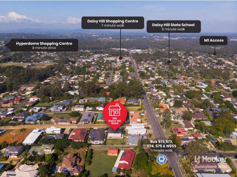 91B Daisy Hill Road, Daisy Hill QLD 4127