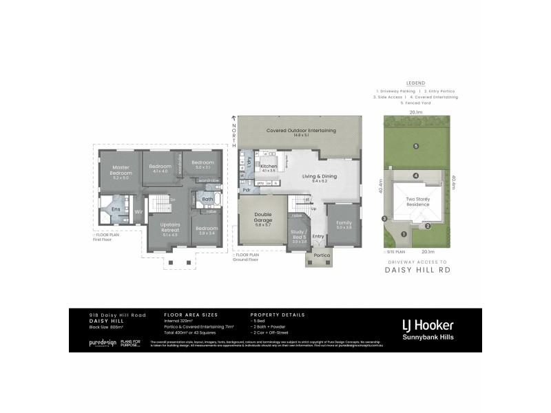 91B Daisy Hill Road, Daisy Hill QLD 4127 Floorplan