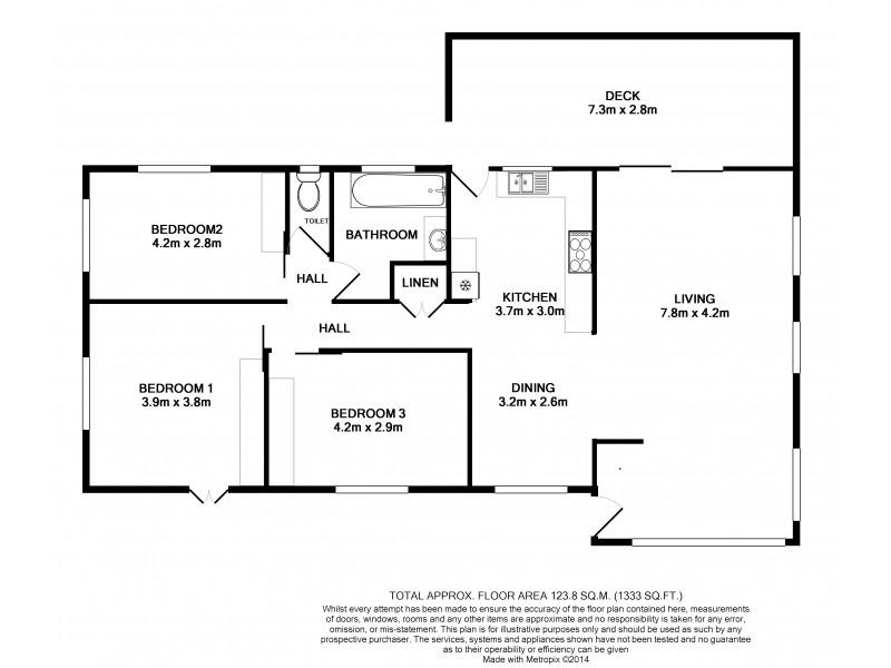 52 O'Reilly Street, Mundingburra QLD 4812 Floorplan