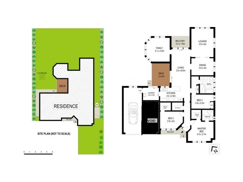 4/17 Koona St, Albion Park Rail NSW 2527 Floorplan