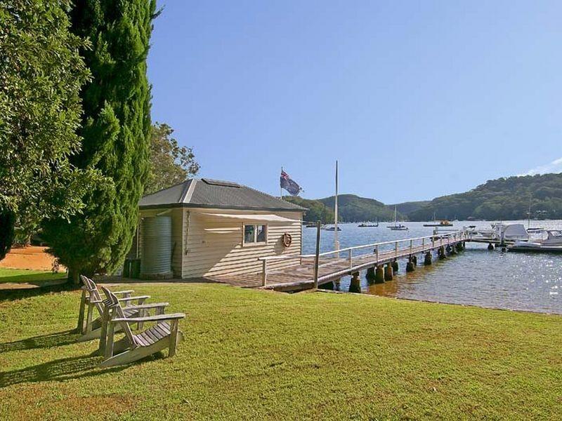 Scotland Island New South Wales: 23 – 35 Robertson Road, Scotland Island NSW 2105