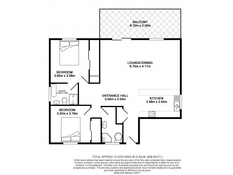 Villa 558 Cypress Lakes, Pokolbin NSW 2320 Floorplan
