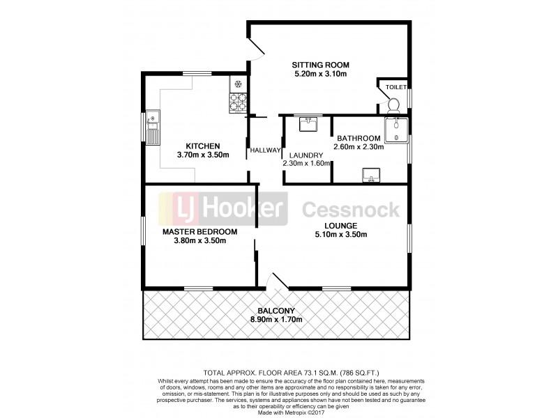 6 Mulbring Street, Aberdare NSW 2325 Floorplan