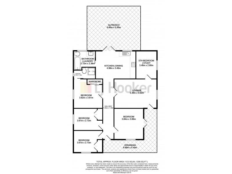 9 William Street, Abermain NSW 2326 Floorplan