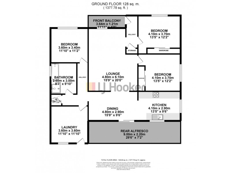 78 Aberdare Road, Aberdare NSW 2325 Floorplan
