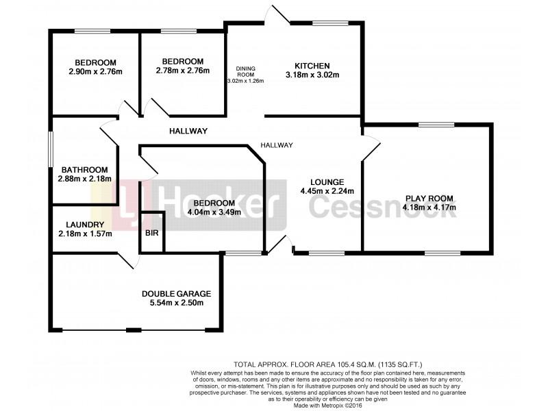 129b Melbourne Street, Aberdare NSW 2325 Floorplan