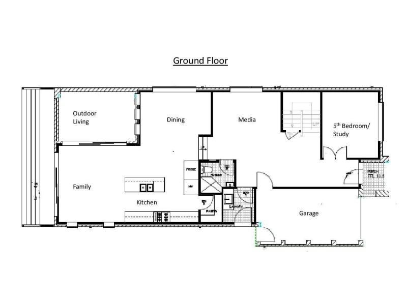 20 Glenmore Street, Naremburn NSW 2065 Floorplan