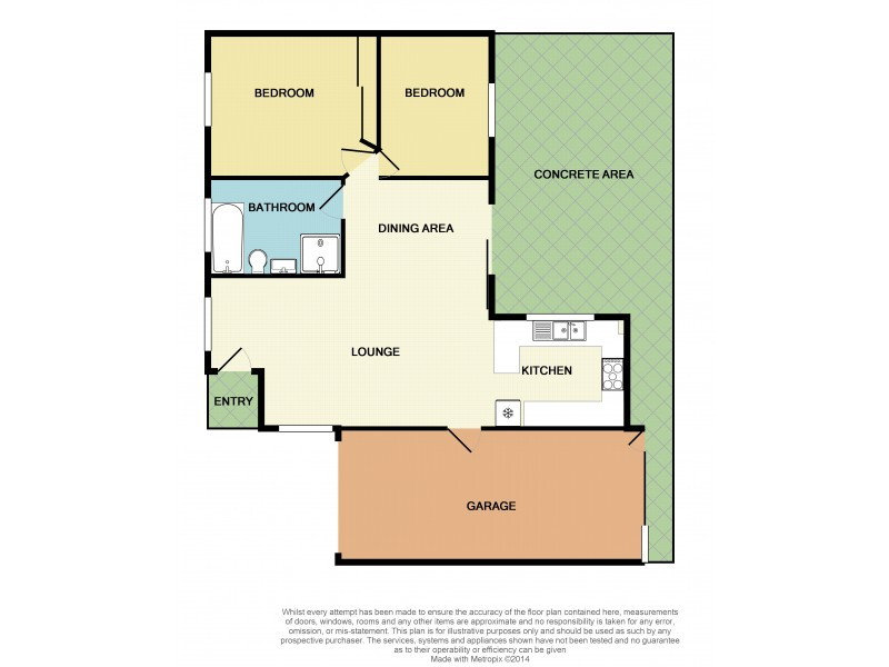 Adamstown NSW 2289 Floorplan