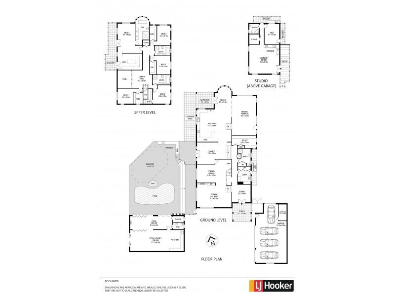 29 Vineys Lane, Dural NSW 2158 Floorplan