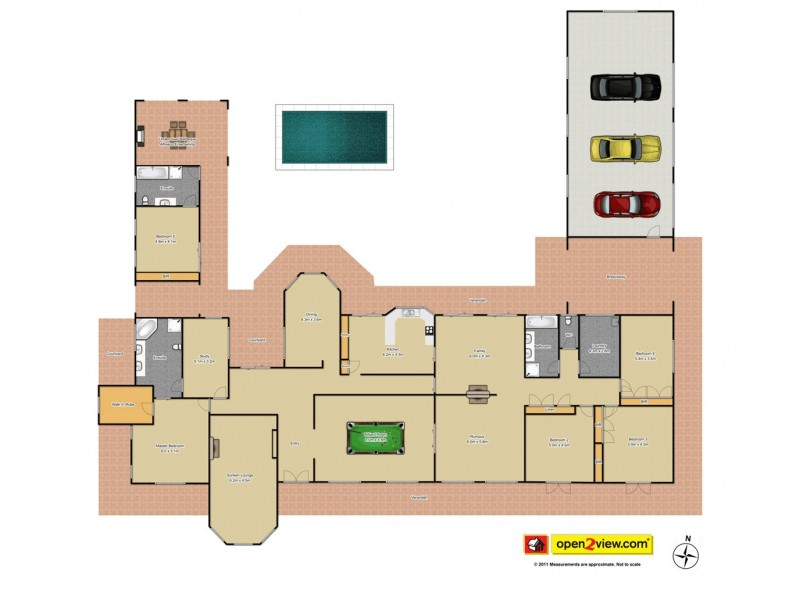 Dural NSW 2158 Floorplan