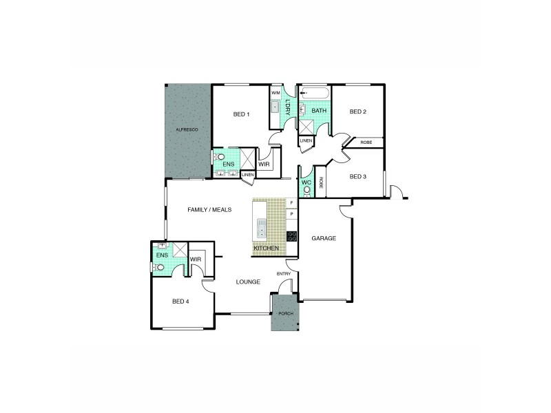 34B Mulley Street, Holder ACT 2611 Floorplan