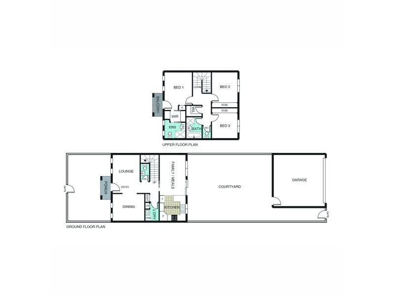 9 Lansdown Crescent, Casey ACT 2913 Floorplan
