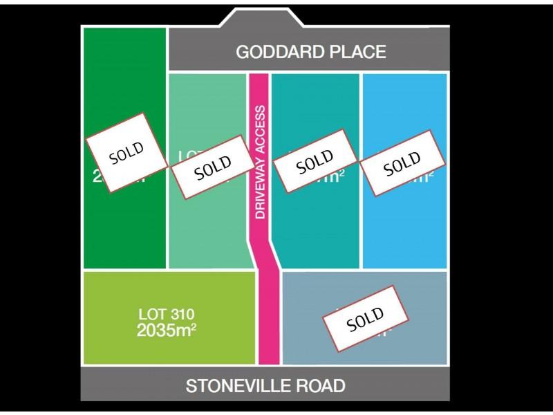Lots 310 – Goddard Place, Stoneville WA 6081