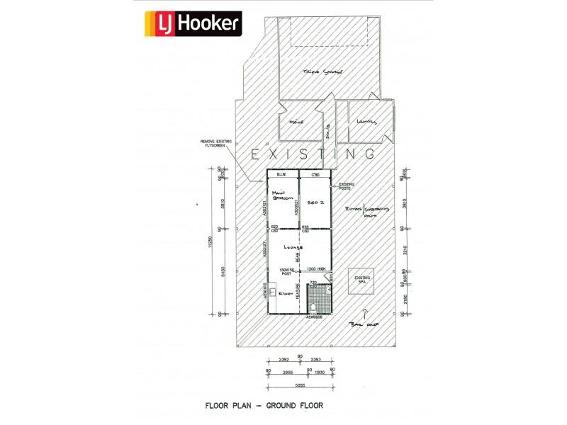 16 Windsor Street, Pacific Palms NSW 2428 Floorplan